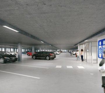 Parkeergarage Reinier de Graaf Gasthuis 2