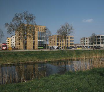 Appartementen Vensterhuis Zwolle 1