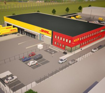 DHL Express Service Centers 5