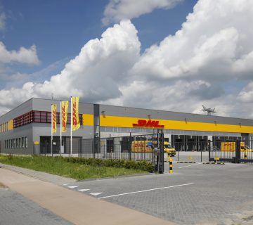 DHL Express Service Centers 3