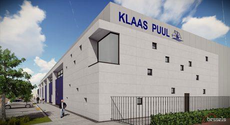 Nieuwbouw grootste garnalenfabriek Nederland gestart
