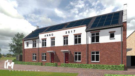 Bouw eerste huurwoningen in Steenbrugge van start