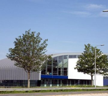 Nieuwbouw Achmea Health & Spa center Leeuwarden 2