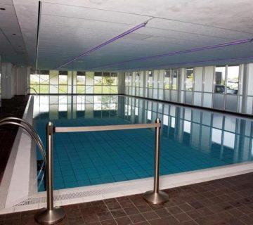 Nieuwbouw Achmea Health & Spa center Leeuwarden 1
