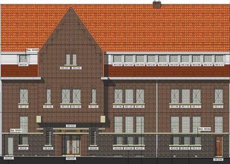 Renovatie en uitbreiding voormalig Cinemariënburg in Nijmegen