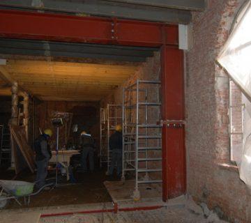Renovatie Boreelkazerne 2