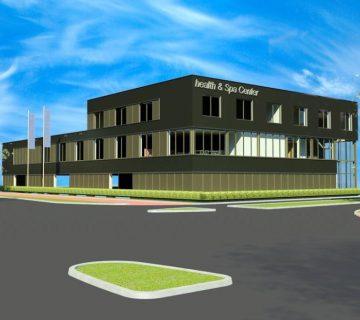 Nieuwbouw Achmea Health Center Utrecht 0
