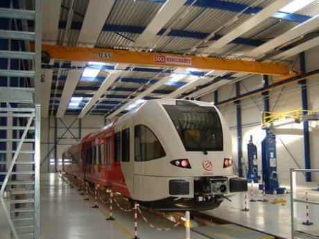 Aan de Stegge Twello breidt treinonderhoudshal uit in Venlo