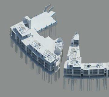 Stedelijke ontwikkeling Pikeursbaan/Houtmarkt Deventer 2