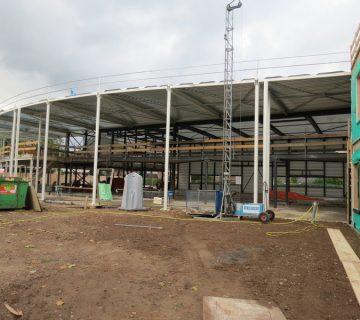 Nieuwbouw brede school in didam 2