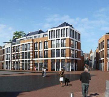 Stedelijke ontwikkeling Pikeursbaan/Houtmarkt Deventer 0