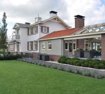 Landhuis Verkavelingsweg Hasselt 1