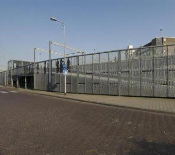 Parkeergarage Wilhelminabrug Deventer 0