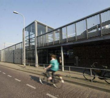 Parkeergarage Wilhelminabrug Deventer 1