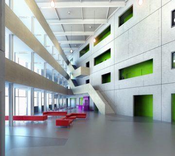 Nieuwbouw ROC A12 Veenendaal 1