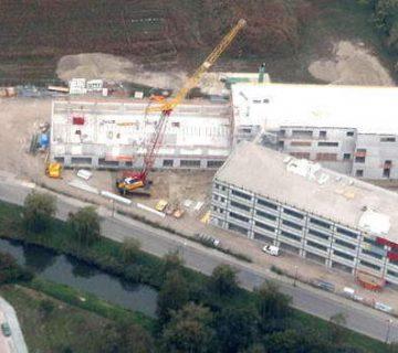 Nieuwbouw ROC A12 Veenendaal 2