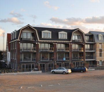 Nieuwbouw appartementen Ruimzicht Domburg 0