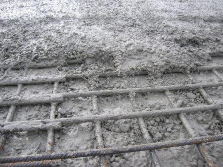 Keldervloer in staalvezelbeton