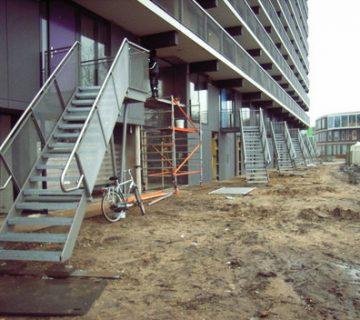Renovatie flats Apeldoorn 0