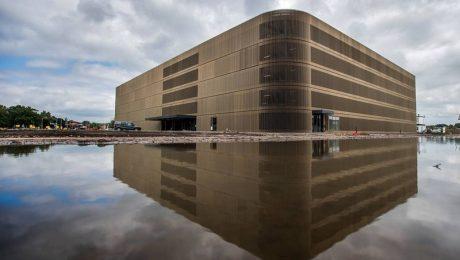 Nieuwe parkeergarage Amphia Ziekenhuis Breda