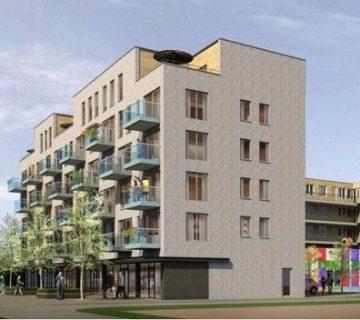 Ontwikkeling Mainland Almere 1