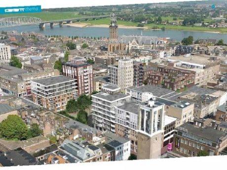 Plein 1944 Nijmegen: 'Het lelijkste plein van Nederland'