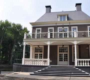 Nieuwbouw villa 'De negen linden' Loosdrecht 0