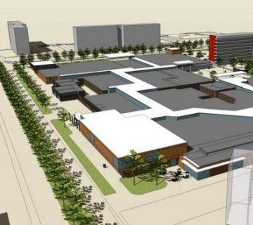 UItbreiding winkelcentrum Wesselerbrink 1