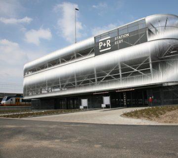P+R NS Station Elst 0