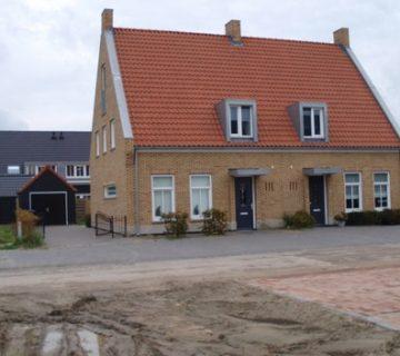 Woningbouw Plan Aria Goes 2