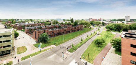 40 nieuwbouwwoningen in Vestingkwartier Deventer