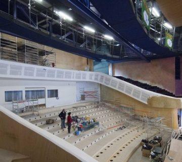 Nieuwbouw theater Sneek 1