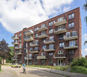 Appartementen Geert Groote 7