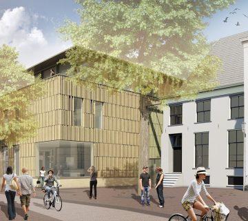 Openbare bibliotheek Deventer 1
