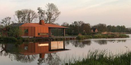 Bijzonder buitenhuis in het Groene Hart van Holland