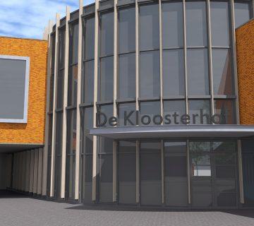 Verbouwing sporthal De Kloosterhof 3