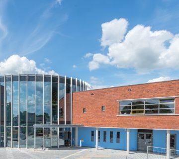 Verbouwing sporthal De Kloosterhof 5