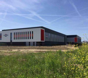 Logistiek Centrum Briggs & Stratton 0
