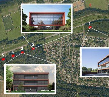 Nieuwbouw MAC3 kantoorvilla's Dronten 4