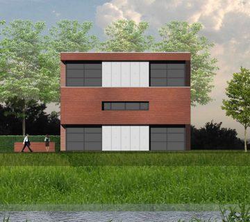 Nieuwbouw MAC3 kantoorvilla's Dronten 1
