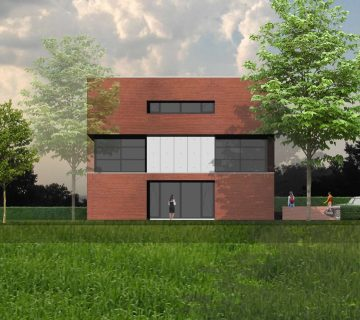 Nieuwbouw MAC3 kantoorvilla's Dronten 0