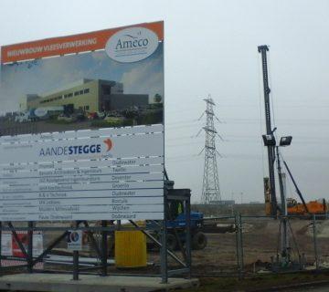 Nieuwbouw Ameco in Apeldoorn 0