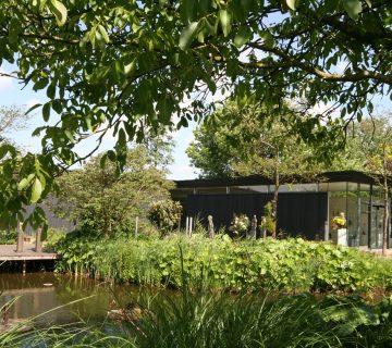 Oranjerie Interart Beeldentuin 4