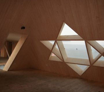 Piramidewoning Almere 1