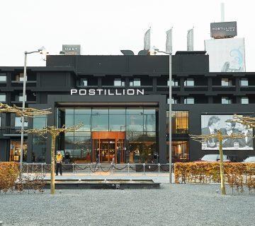 Verbouwing Postillion hotel Dordrecht 1