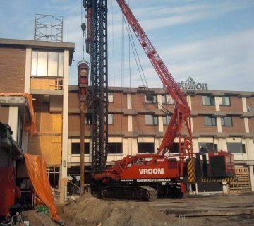 Verbouwing Postillion hotel Dordrecht 5