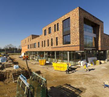 Nieuwbouw Praktijkschool PRO Nijmegen 0
