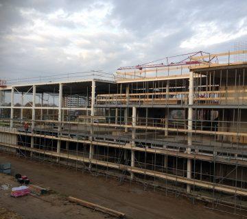 Nieuwbouw Praktijkschool PRO Nijmegen 2