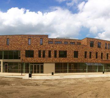 Nieuwbouw Praktijkschool PRO Nijmegen 1