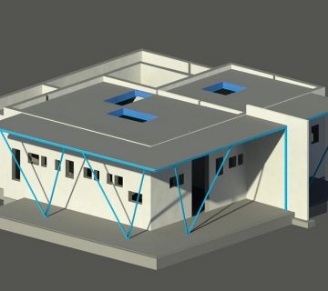 Quarantainegebouw Apenheul 0